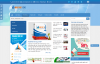 NukeViet CMS 4 0 RC2 homepage
